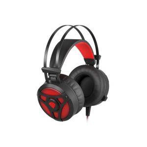 Genesis - Neon 360 Gaming Headset Stereo - Rood