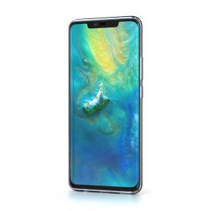 BeHelloThingel Case Clear Transparant voor Huawei Mate 20 Pro