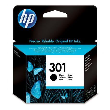 HP 301 inktcartridge Zwart 3 ml 190 pagina's