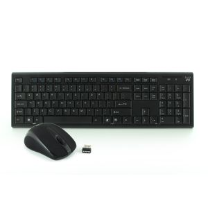 Ewent Wireless Deskset Keyboard + Mouse