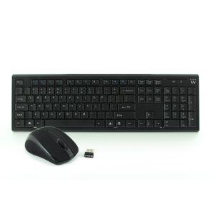 Ewent Wireless Deskset Keyboard + Mouse